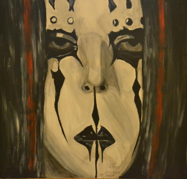 Joey Jordison por furbillon